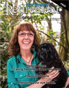 Northwest Retirement Magazine Features Debbie Gann