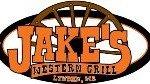 Jake's Western Grill Logo 160x84