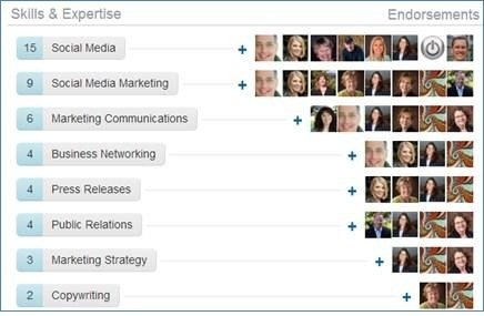 What's the deal with LinkedIn endorsements?
