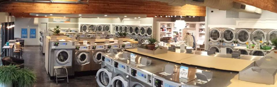Client News: Q Laundry, an eco-friendly laundromat, opens in Bellingham