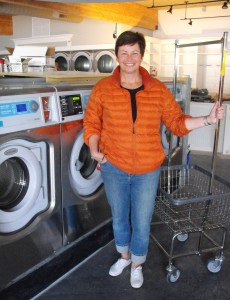 Colleen Unema, Q Laundry Owner