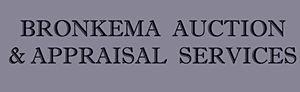 Bronkema Auction & Appraisal Services