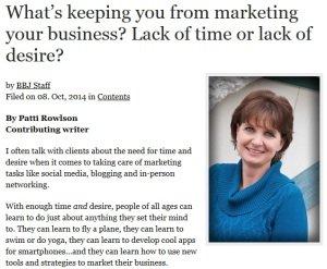 Patti Rowlson Marketing & Publicity