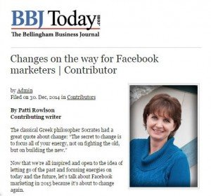 Changes on the way for Facebook marketers