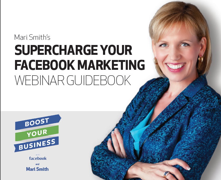 "Top ten takeaways from ""Supercharge your Facebook Marketing"" webinar"