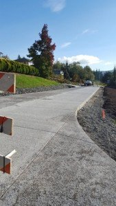 Finished_project--pervious_concrete_installation_in_Bellingham_WA