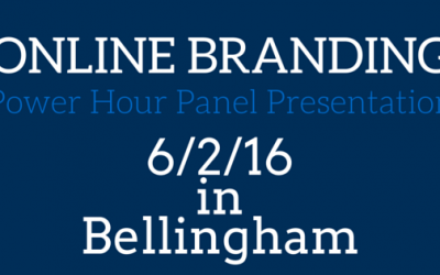 Workshop: Online Branding–A Power Hour Panel Presentation