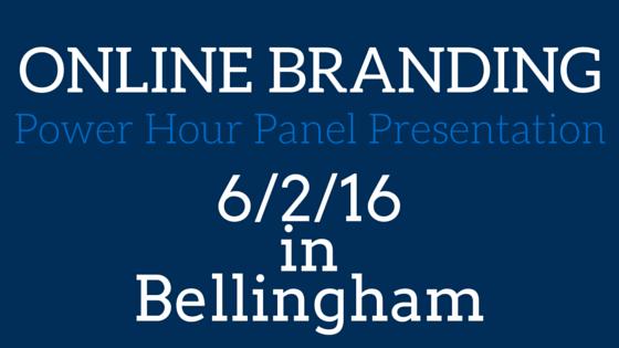 Workshop: Online Branding–A Power Hour Panel Presentation