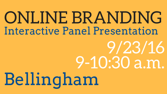 Workshop: Online Branding–An Interactive Panel Presentation