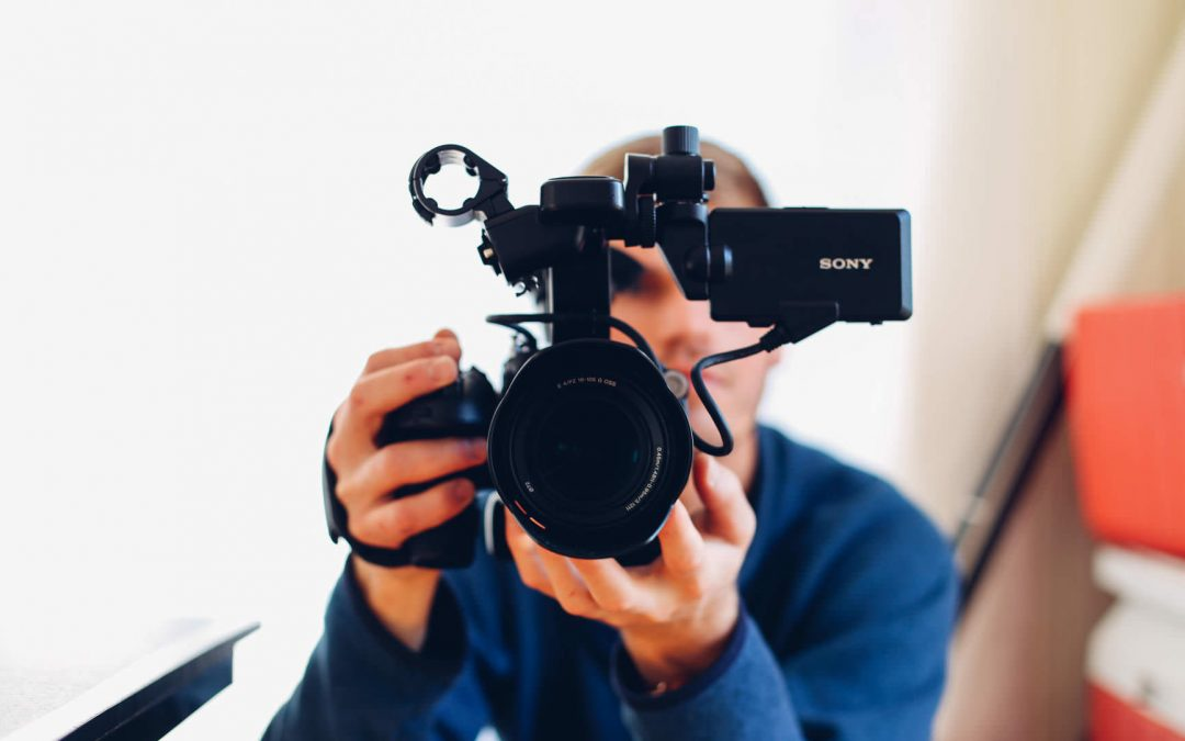 Overcome your fear of video marketing with these 3 tips