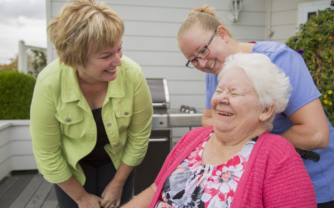 Feature Business: Take My Hand At-Home Care is a lifeline for local families