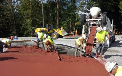Feature Business: Custom Concrete builds a future