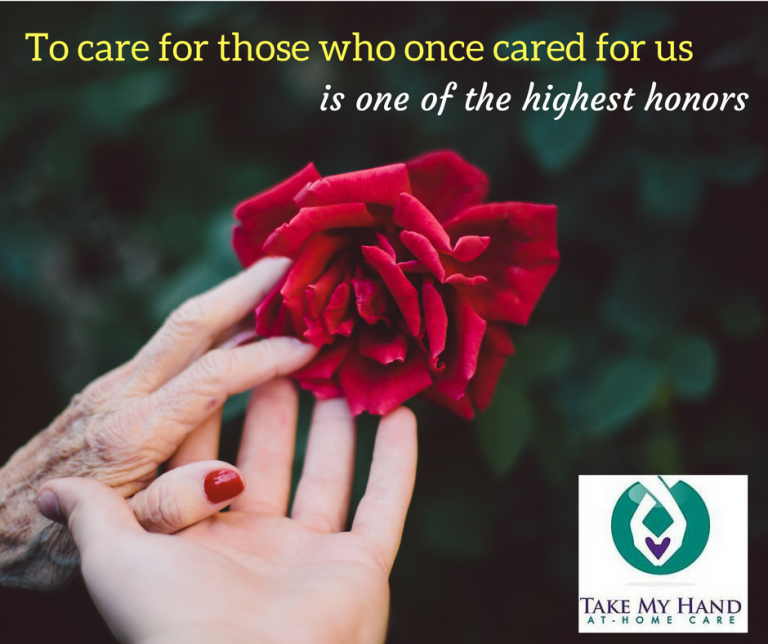 Featured business: Take My Hand At-Home Care helps families thrive