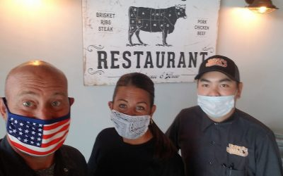 Featured business: Lynden BBQ restaurant forges ahead during COVID-19